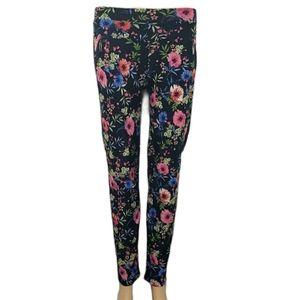Coco+ Carmen Sz S/M Floral Leggings Size S/M EUC